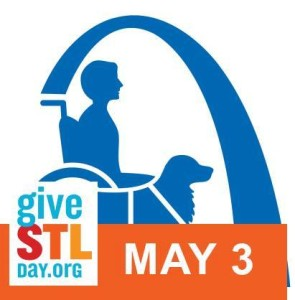 Join Support Dogs, Inc for Give STL Day – May 3, 2016!